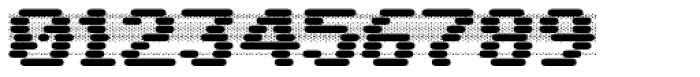 WL Dot Matrix Bad Ribbon Bold Font OTHER CHARS