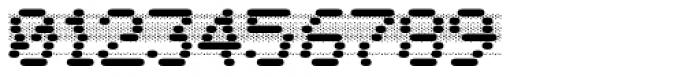 WL Dot Matrix Bad Ribbon Font OTHER CHARS