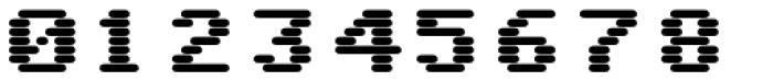 WL Rasteroids Monospace Bold Font OTHER CHARS