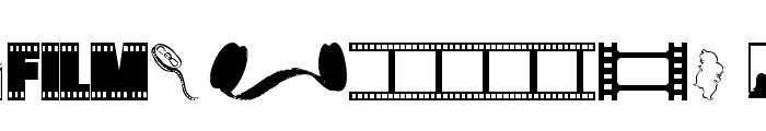 wmdrama1 Font LOWERCASE