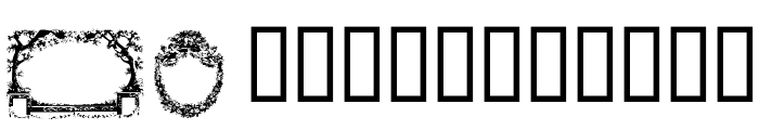 wmwritables Font LOWERCASE