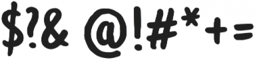 WORKSHOP Marker otf (400) Font OTHER CHARS