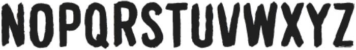 WORKSHOP-Solid Regular otf (400) Font LOWERCASE