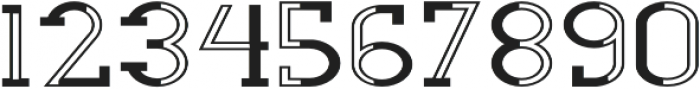 Wolf Font Regular otf (400) Font OTHER CHARS