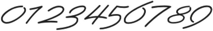 Wolframia otf (400) Font OTHER CHARS