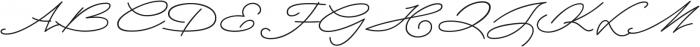 Wolframia otf (400) Font UPPERCASE