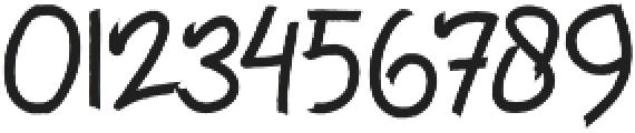 Womits otf (400) Font OTHER CHARS