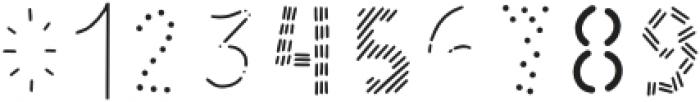 Wonderful Adventure Font - Doodles Regular otf (400) Font OTHER CHARS