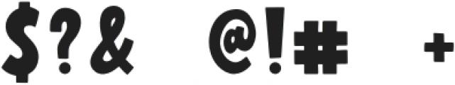 Wonderful Adventure Font - Regular Regular otf (400) Font OTHER CHARS