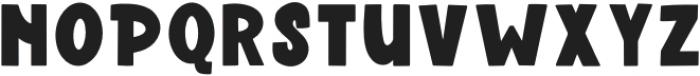 Wonderful Adventure Font - Regular Regular otf (400) Font UPPERCASE