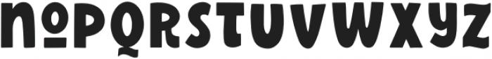 Wonderful Adventure Font - Regular Regular otf (400) Font LOWERCASE