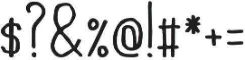 Wonderland ttf (400) Font OTHER CHARS