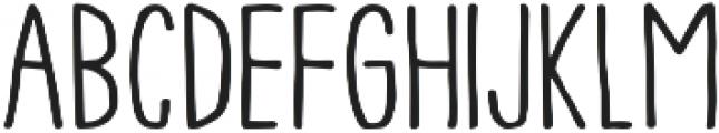 Wonderland ttf (400) Font UPPERCASE