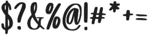 Wonsmith otf (700) Font OTHER CHARS