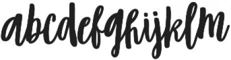 Wonsmith otf (700) Font LOWERCASE