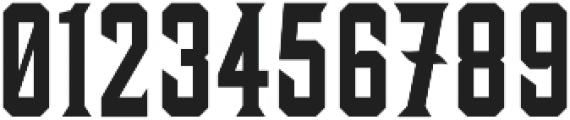 Wooderson Crisp otf (400) Font OTHER CHARS