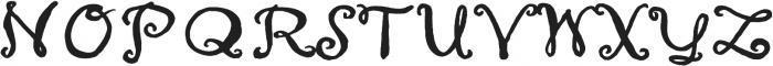 Woodland Monograms 2 Monogram otf (400) Font UPPERCASE