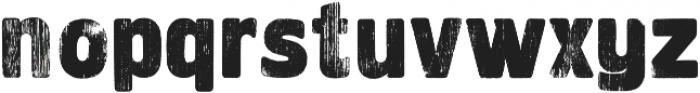 Woodout otf (400) Font LOWERCASE