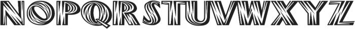 Woods ttf (400) Font UPPERCASE