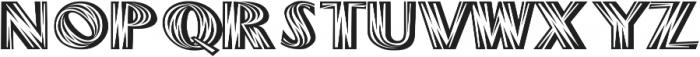 Woods ttf (400) Font LOWERCASE