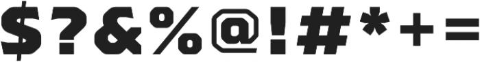 Worker 3D Base otf (400) Font OTHER CHARS