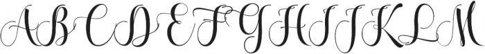 Worker otf (400) Font UPPERCASE