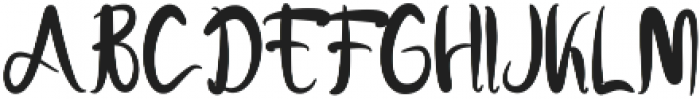 Wormies otf (400) Font UPPERCASE