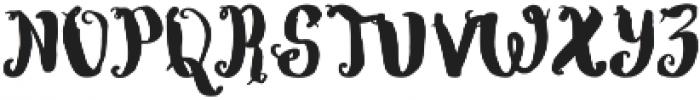 Wowangle SS06 otf (400) Font UPPERCASE