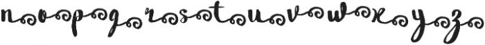 Wowangle SS06 otf (400) Font LOWERCASE