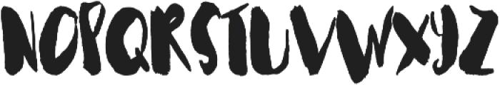 wonderlicious otf (400) Font UPPERCASE