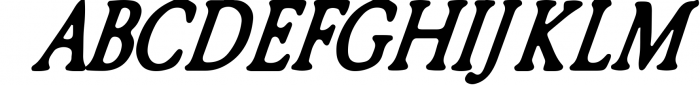 Wolwpack 1 Font UPPERCASE