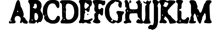 Wolwpack 2 Font UPPERCASE