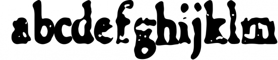 Wolwpack 2 Font LOWERCASE