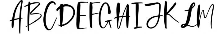 Wonder 1 Font UPPERCASE