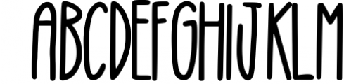 Wonderful Willow - Tall and Modern Handwritten Font Font UPPERCASE