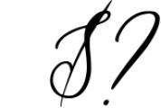 Wonderlust Calligraphy Modern Font OTHER CHARS