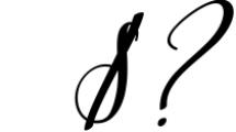 Woodley Script 1 Font OTHER CHARS