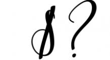 Woodley Script 2 Font OTHER CHARS