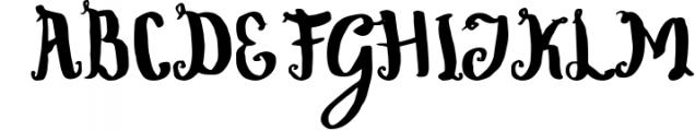 Wowangle Brush Script (Bonus Font) 1 Font UPPERCASE