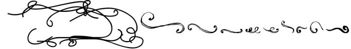 Wowangle Brush Script (Bonus Font) 2 Font UPPERCASE