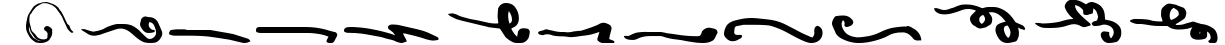 Wowangle Brush Script (Bonus Font) 2 Font LOWERCASE