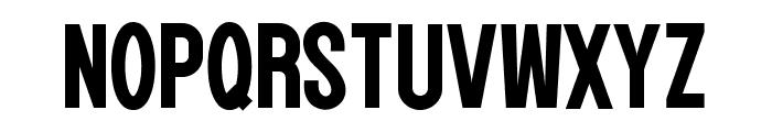 WOLF GANG BOLD Font UPPERCASE