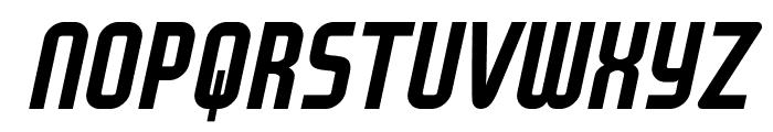 WOX~Modelist Bold Italic Demo Font UPPERCASE