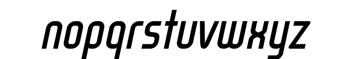 WOX~Modelist Italic Demo Font LOWERCASE