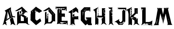 WoW-plexus Font LOWERCASE