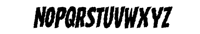 Wolf Brothers Rotalic Font LOWERCASE