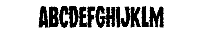 Wolf Brothers Font LOWERCASE