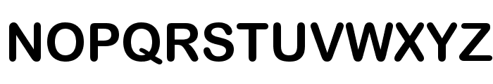 Wolf Sans Regular Font UPPERCASE