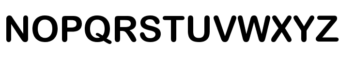Wolf Sans SC Regular Font UPPERCASE