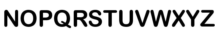 Wolf Sans SC Regular Font LOWERCASE